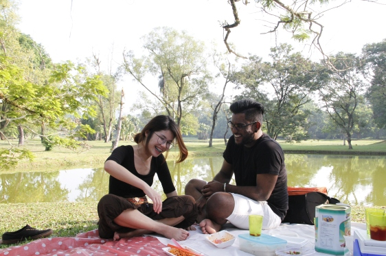 First Picnic
